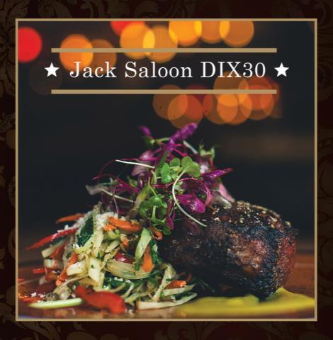 Jack Saloon DIX30