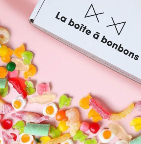 La boîte à bonbons @