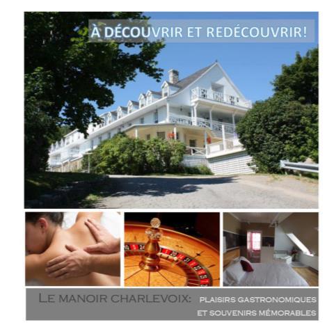 Manoir Charlevoix