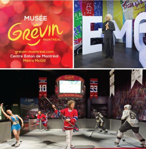 Musée Grévin Montréal