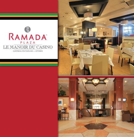 Ramada Plaza Manoir du Casino