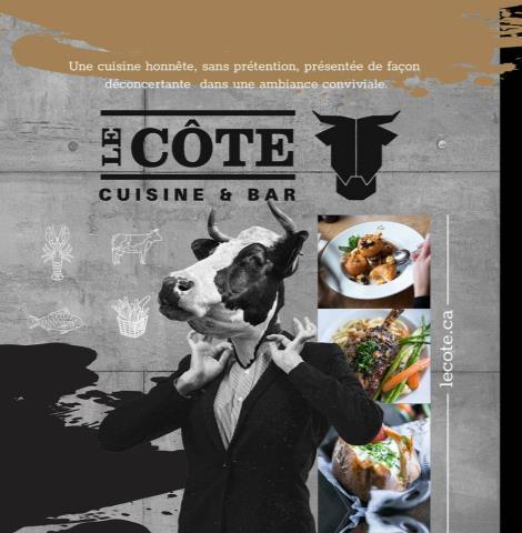 Le Côte Cuisine & Bar
