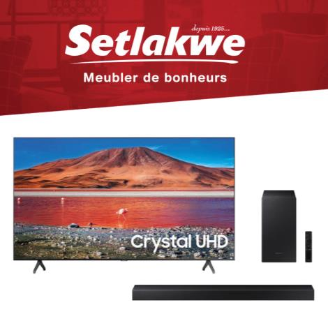 Setlakwe - Électronique