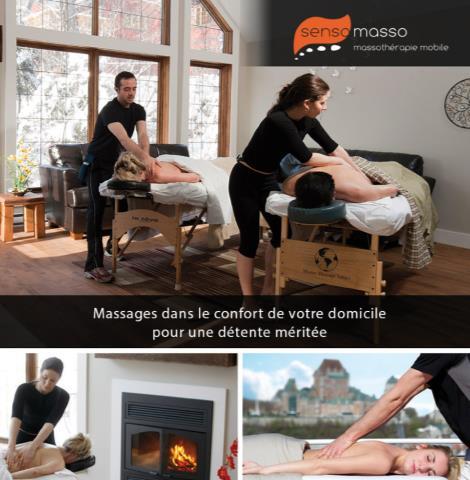 Senso-Masso/Massothérapie mobile Inc.