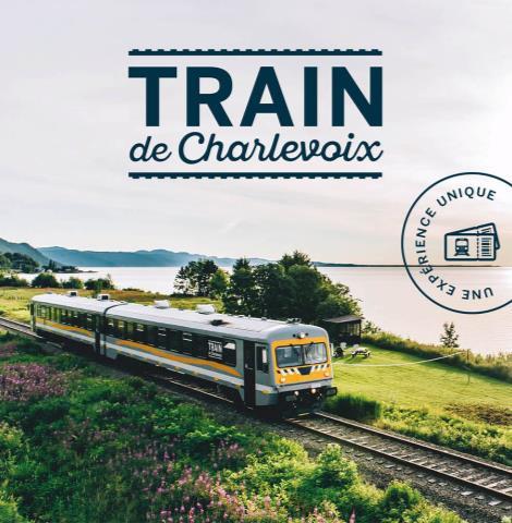Train de Charlevoix (FSR)